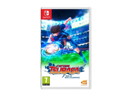 Captain Tsubasa: Rise Of New Champions - Nintendo Switch Game