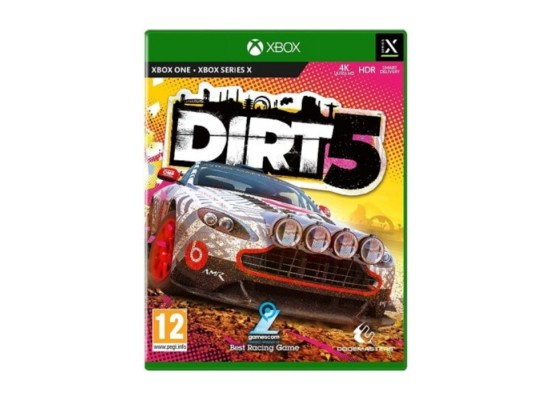 Dirt 5 Day 1 Edition Xbox Series X   Xbox one Game