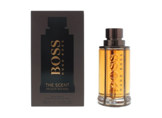 The Scent Private Accord by Hugo Boss for Men Eau de Toilette 100ML. in Kuwait | Buy Online – Xcite