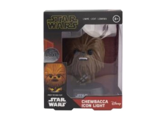 Paladone Stars Wars Chewbacca Icon Light