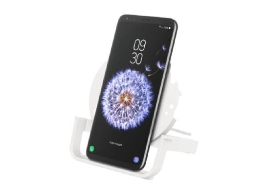 Belkin Boost Up QI Wireless Charging Stand 10W (F7U083MYWHT)