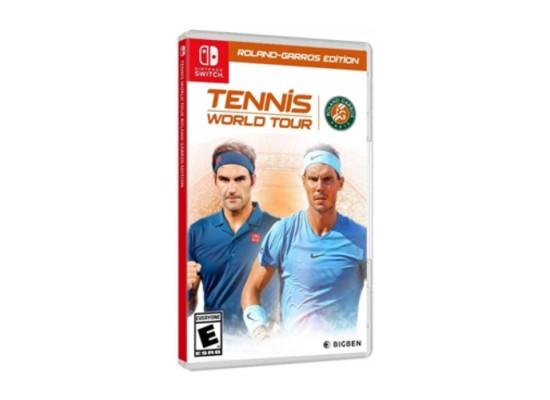 Tennis World Tour Roland-Garros Eddition NS Game Price in Kuwait   Buy Online – Xcite