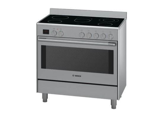 Bosch 90x60 Electric Cooker - (HCB738357M)