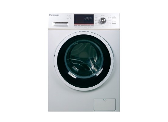 Panasonic 7KG Front Load Washing machine (NA-127MB2LAS) - Silver