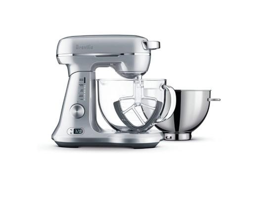 Breville The Bakery Boss Kitchen Machine 750W 4.7L\3.8L - BEM825BAL