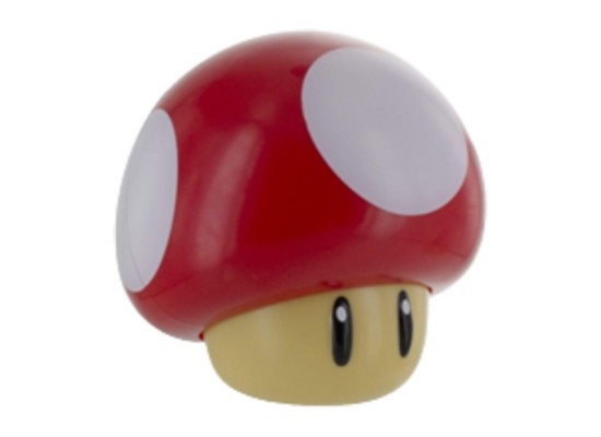 Paladone Super Mario Mushroom Light with Classic Game Sound