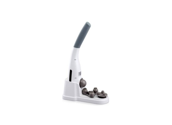 Handheld massager with heat therapy from Wansa (C501)