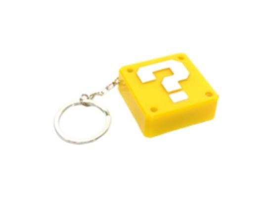 Paladone Super Mario Question Block Keychain Price in Kuwait | Buy Online – Xcite