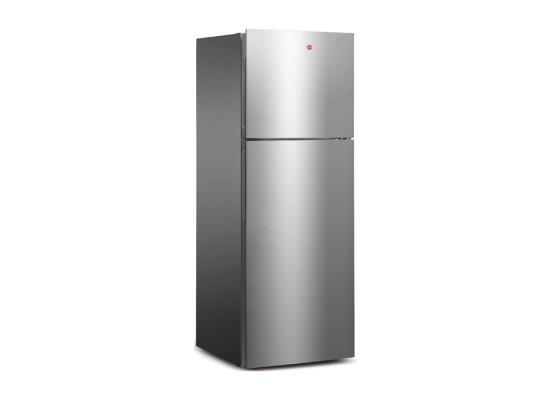 Hoover 8Cft Top Mount Refrigerator (HTR330L-S) - Silver