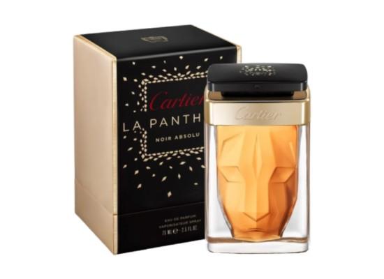 La Panthere Noir by Cartier for Women 75ML. Eau de Parfum