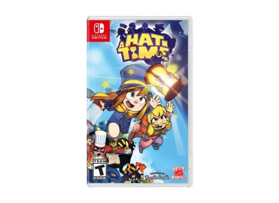 A Hat In Time - Nintendo Switch Game