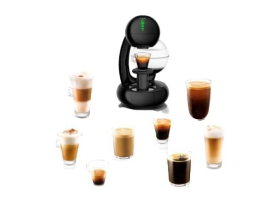 Dolce Gusto Esperta Coffee Machine - 1460W 1.4L Black