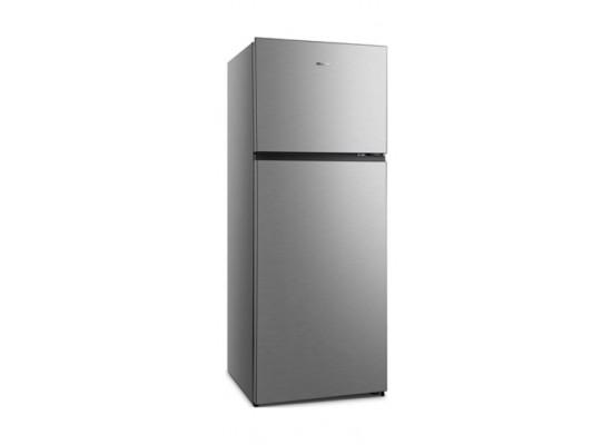Wansa 21 Cubic Feet Top Freezer Refrigerator - Silver (WRTG-600)