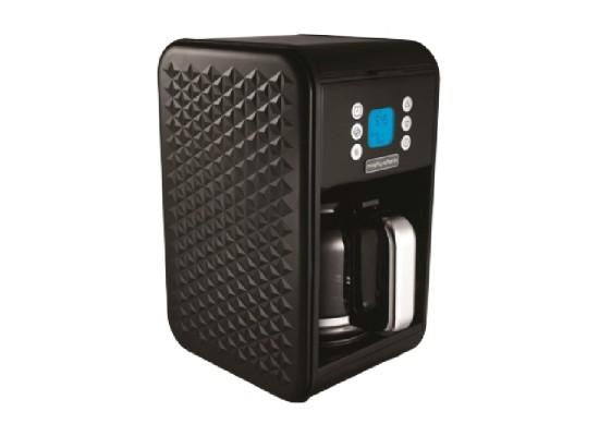 Morphy Richards Drip Coffee Machine - 900W 1.8L (163002)