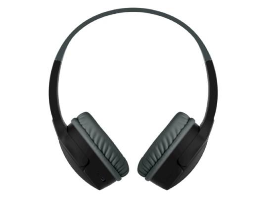 Belkin SoundForm Mini Wireless On-Ear Black Kids Headphones in Kuwait | Buy Online – Xcite