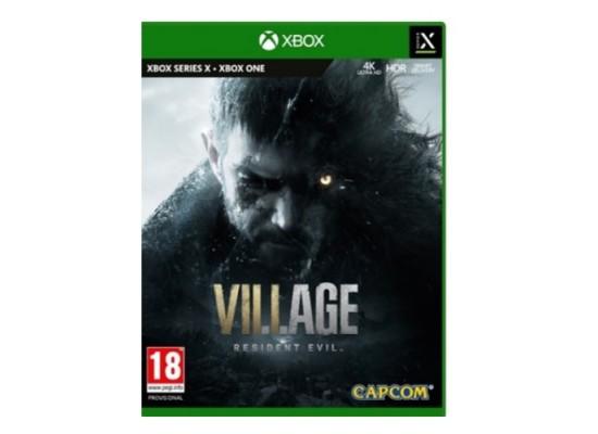 Resident Evil: Village Xbox Series X Game in Kuwait | Buy Online – Xcite