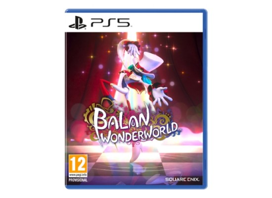 Balan Wonderworld PS5 Game in Kuwait   Buy Online – Xcite