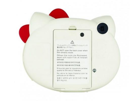 Fuji Instax Mini Hello Kitty Instant Film Camera - Red + Film Kit