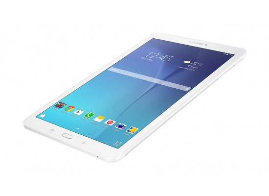 SAMSUNG Galaxy Tab E 9.6-inch 8GB 3G Tablet - White