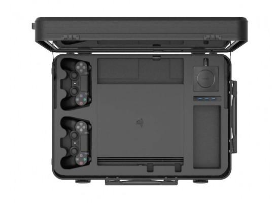 Indigaming Poga Pro Monitor for PS4 Slim - Black