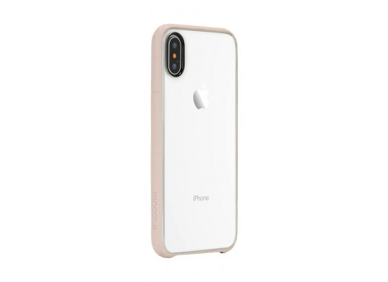 sports shoes cf214 95a53 Incase Pop Case For iPhone X/XS (INPH190382) - Rose-Gold