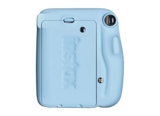 Fujifilm Instax Mini 11 Instant Film Blue Camera in Kuwait | Buy Online – Xcite
