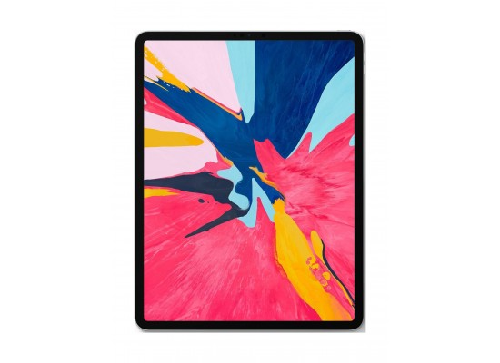 Apple iPad Pro 2018 12.9-inch 64GB 4G LTE Tablet - Silver 2