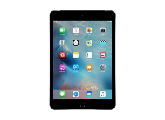 APPLE iPad Mini 4 7.9-inch 128GB Wi-Fi Only Tablet - Grey