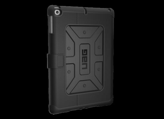 UAG Metropolis Case For Ipad 2017 9.7-inch (IPD17-E-BK) - Black
