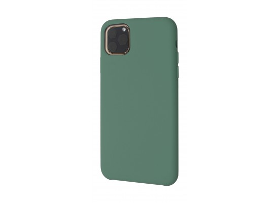 EQ iPhone 11 Pro Liquid Silicone Back Case - Green