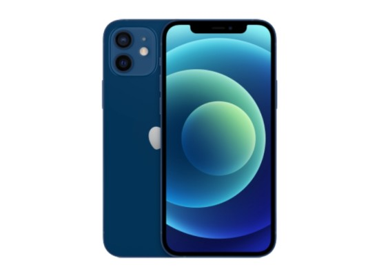 Pre-Order iPhone 12  Blue with Xcite KSA