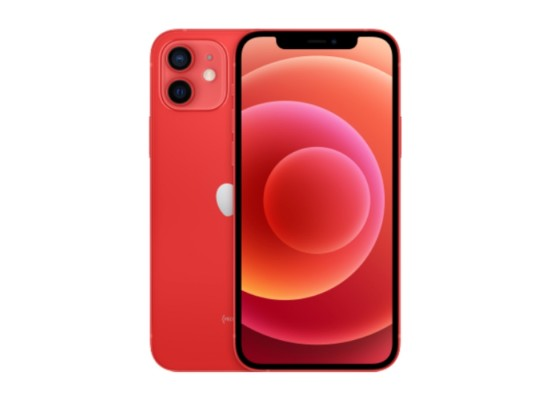 Pre-Order: iPhone 12 256GB 5G Phone - Red