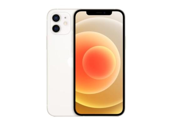 iPhone 12 128GB 5G Phone - White