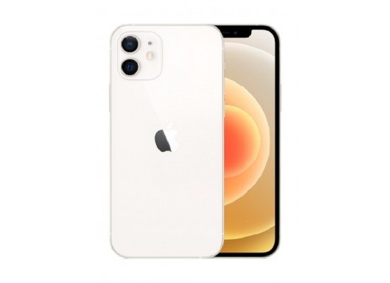 iPhone 12 64GB 5G Phone - White