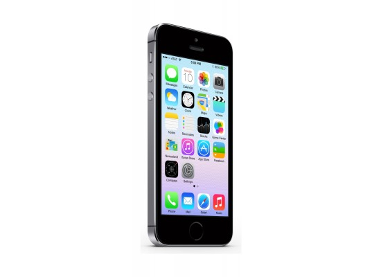 f900ae963ff6 Apple iPhone 5s 16GB 8MP LTE 4-inch Smartphone - Black
