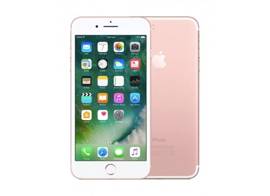 APPLE iPhone 7 Plus 128GB Phone - Rose Gold