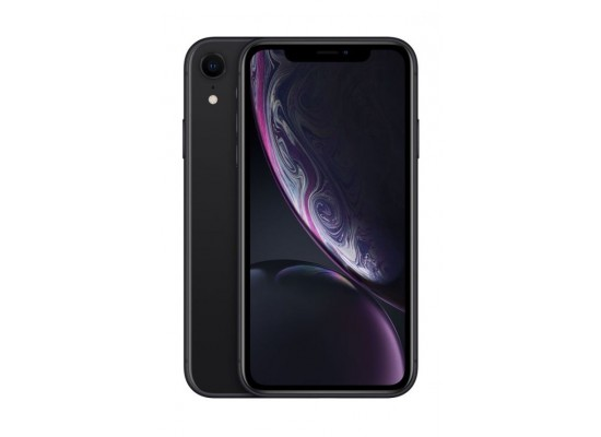 Apple iPhone XR 256GB eSIM Dual SIM Phone - Black