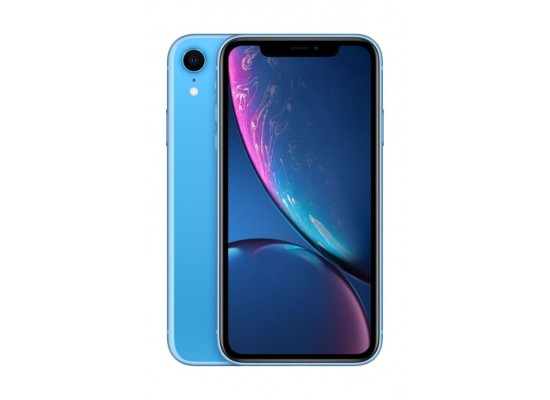 Apple iPhone XR 64GB eSIM Dual SIM Phone - Blue