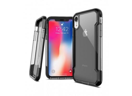 huge discount 2e5bb 8fdd8 X-Doria Defense Clear Case For iPhone XR (473088) - Black