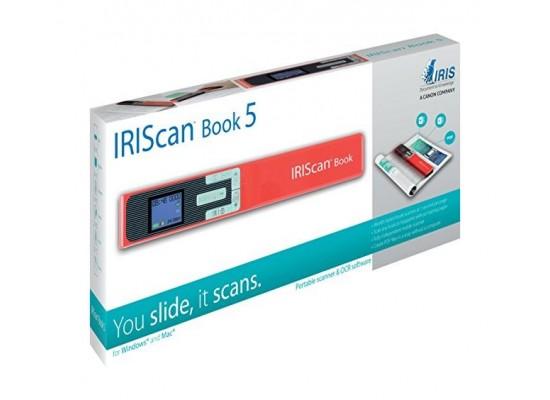IRIS (458740) Scan Book 5 Red - Box View