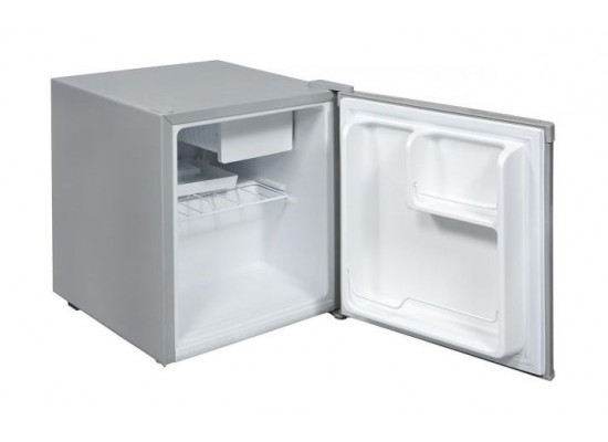 Hisense 2 cft Single Door Refrigerator (RR60DAGS0) – Silver