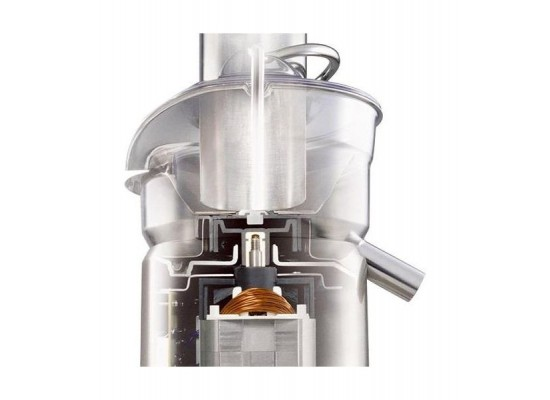 Breville Juice Extractor - 1500W (800JE/B) - Silver