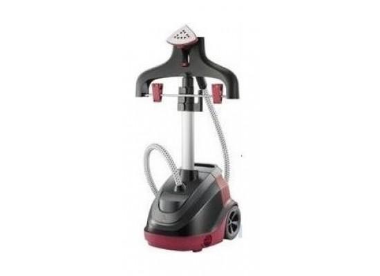 Tefal 1500W Master Precision 360 Upright Garment Steamer (IT6540) - Black/Raspberry