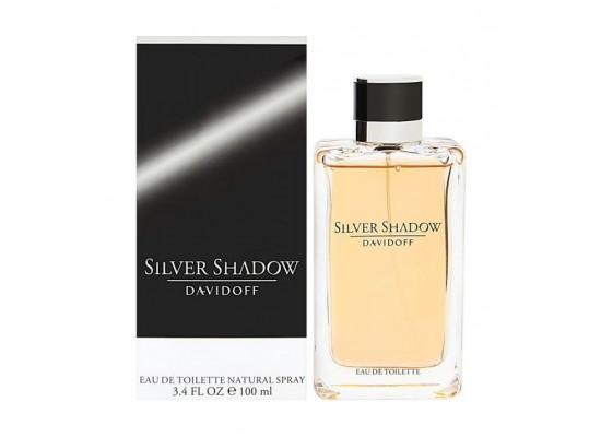Silver Shadow by Davidoff for Men 100 mL Eau de Toilette