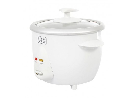 Black & Decker RC650-B5) 300W 0.6 Liter Rice Cooker - 4