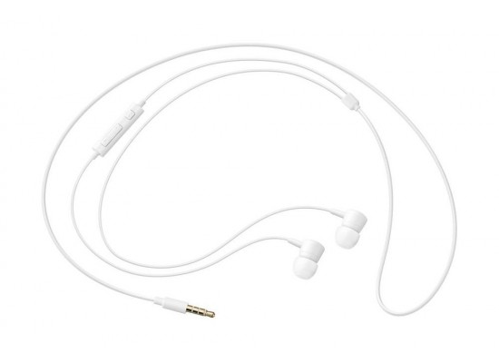Samsung Stereo Wired In-Ear Headset With Mic (EHS1303) – White