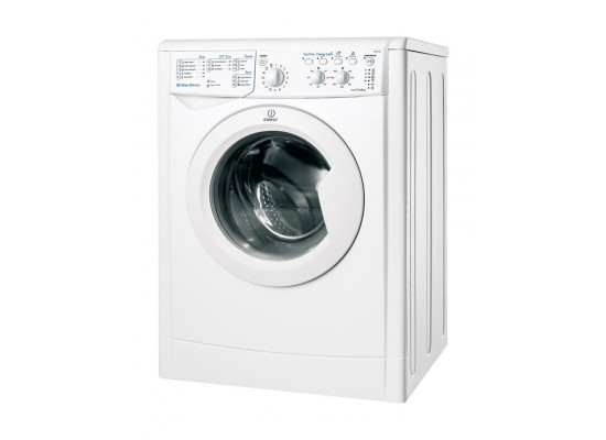 Indesit 8kg 1400RPM Ecotime Front Loading Washing Machine (IWC 81481)