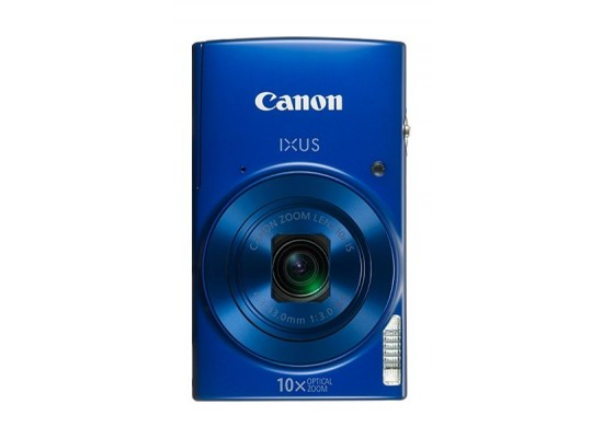Canon IXUS 190 20MP Wi-Fi Camera - Blue