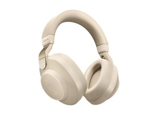 Jabra Elite 85h Wireless Noise-Cancelling Headphones - Gold Beige