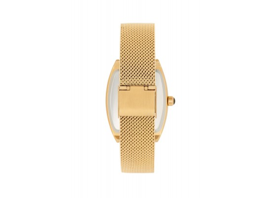 Jean Bellecour 32mm Analog Metal Watch (JB1084) -Gold